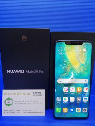 Huawei Mate 20 Pro twilight (used)