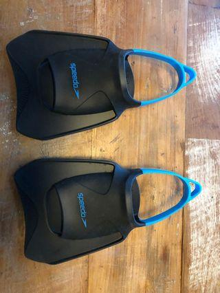 Speedo trainingfins and ars
