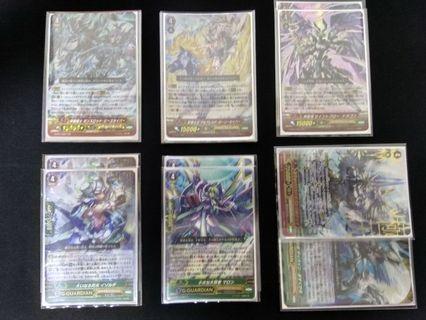 Selling Vanguard premium deck/set (Alfred/Blaster)