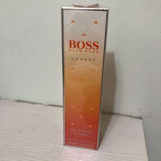 BOSS Orange Sunset 橙醉魅力女性淡香水 75ml perfume