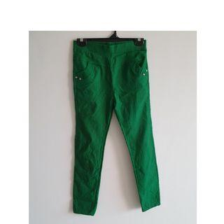Green Pants(stretchable)