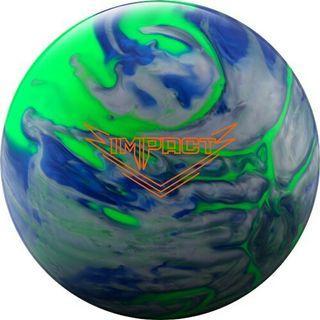 Ebonite Impact Bowling Ball