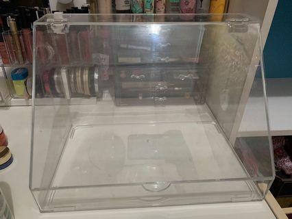 Extra Large Jumbo Size Dustproof Cosmetic Organizer