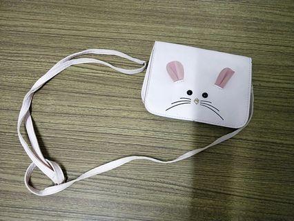 老鼠造型側背包(小)