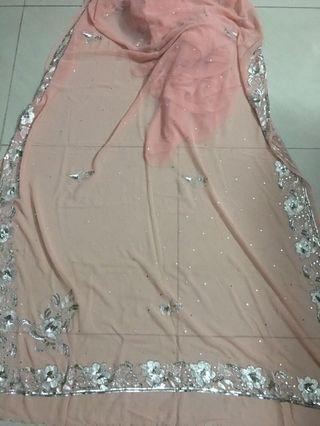 Brand New Unstitched 6 Meter Saree Material
