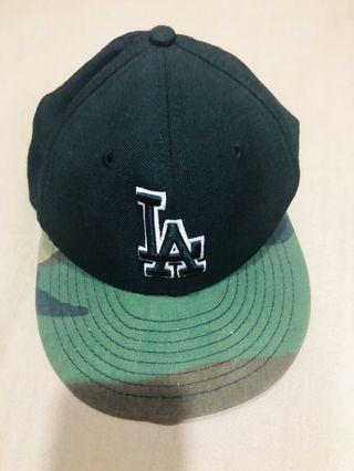 59FFTY 正版帽子 LA