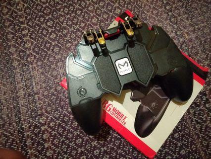 Gamepad Joystick Metal L1 R1, Controller PUBG, Free Fire dll