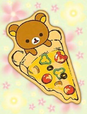 日本景品日貨🇯🇵 拉拉熊 披薩造型 懶懶熊毯子長毯 空調毯Rilakkuma pizza毯子抓樂霸 toreba景品