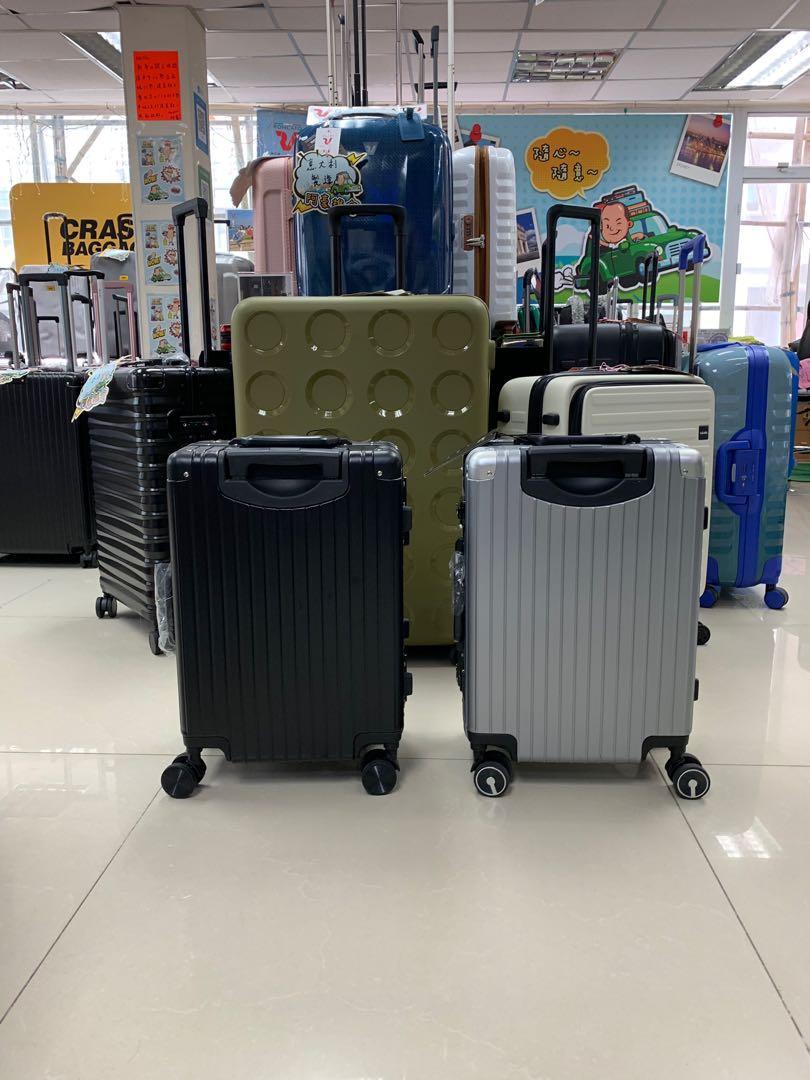 阿豪 樓上店尖沙咀樂道 再度補貨 Madic Polo 鋁框20寸 手提 suitcase 行李箱 luggage 拉桿旅行