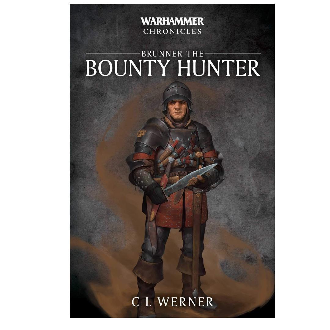⭐️ <URGENT> [Pre-order] Games Workshop - Black Library - Warhammer Chronicles: Brunner the Bounty Hunter ⭐️