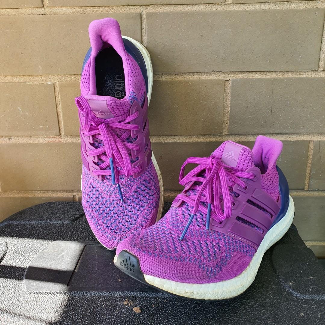Adidas boosts