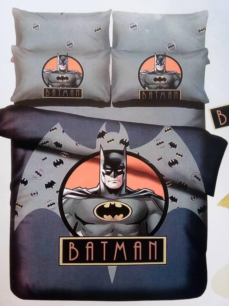 Batman Comforter Bedsheet Set Furniture Beds Mattresses