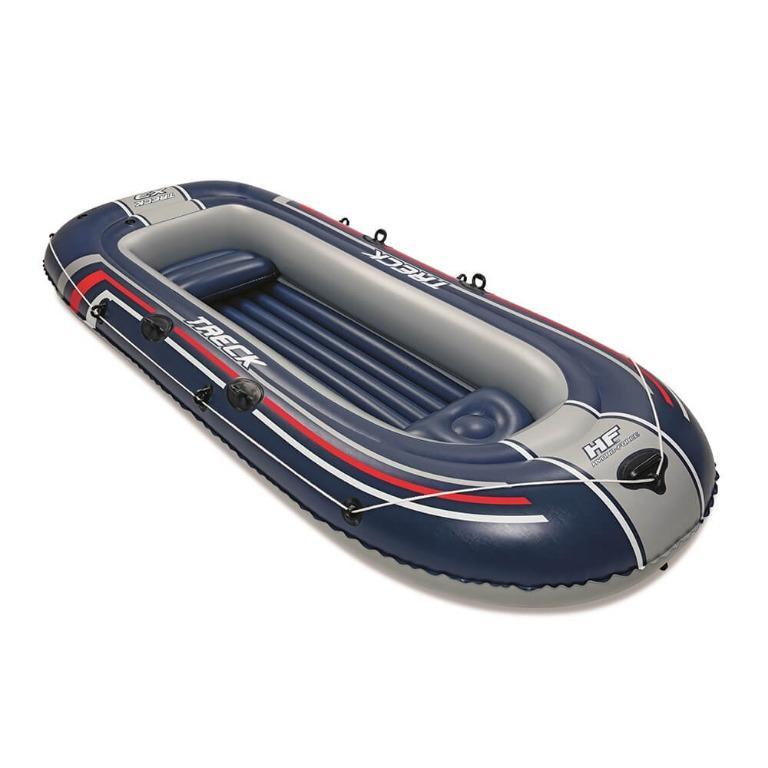 Bestway 4-person Inflatable Kayak Kayaks Canoe Raft Fishing HYDRO-FORCE Boat