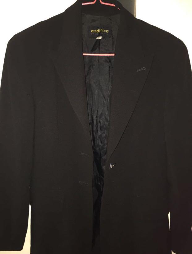 Black Jacket ladies Celia Loe