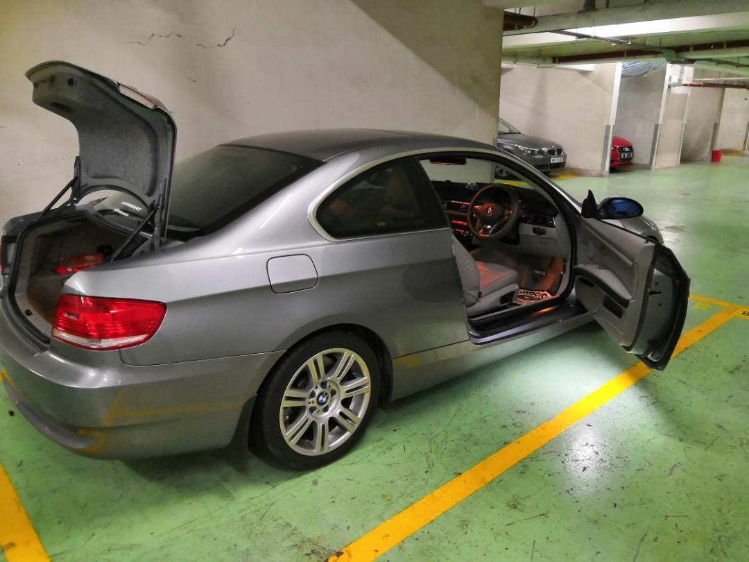 BMW 330I 2008