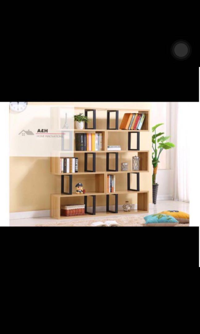 BookShelves 5,6,7 Tiers