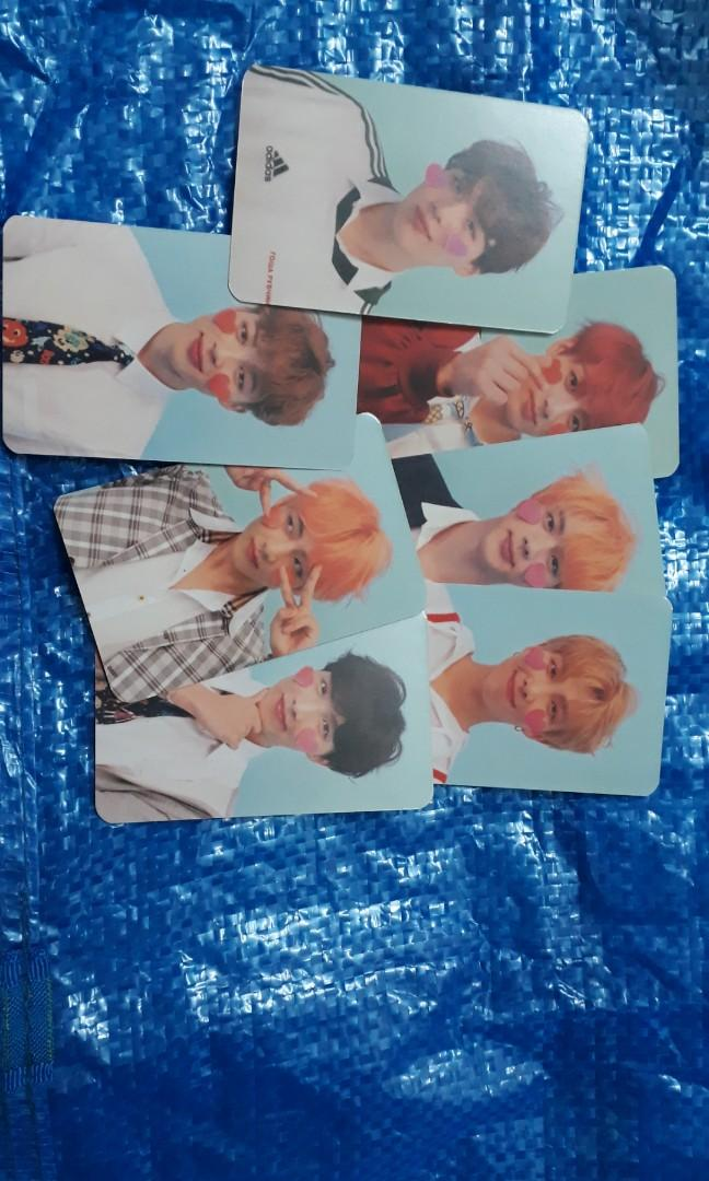 BTS LY Love Yourself LY Answer F Pcs Photocard