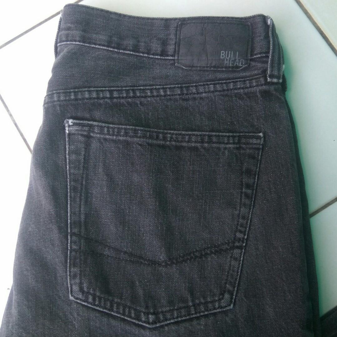 Celana Jeans - bullhead dillon skinny jeans - bullhead jeans