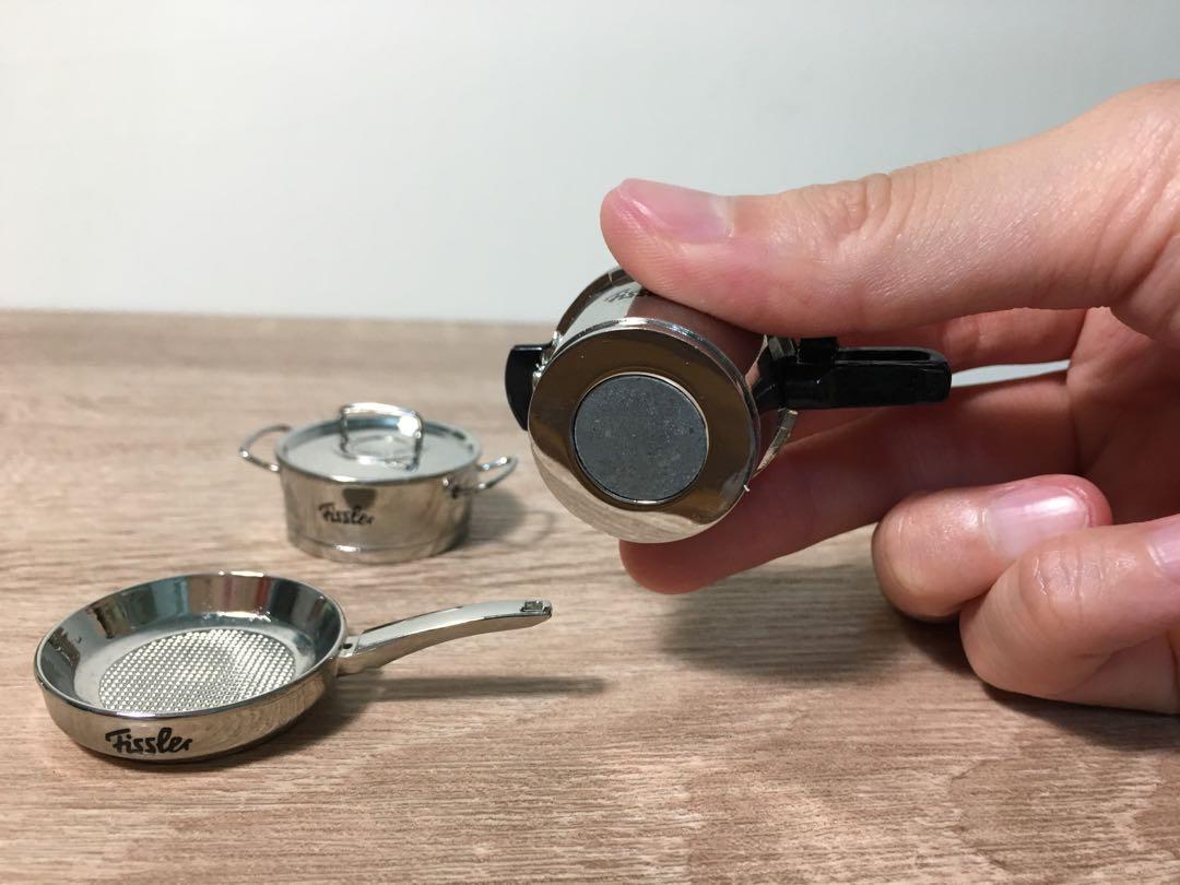 限量Fissler菲仕樂鍋具精品周邊(磁鐵)