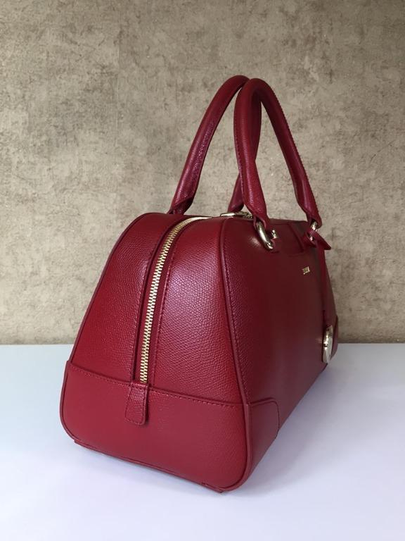 FURLA 2WAY SHOULDER BOSTEN BAG