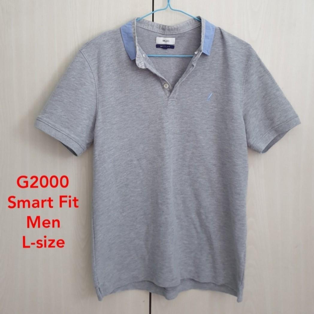 G2000 Men Smart Fit L-size