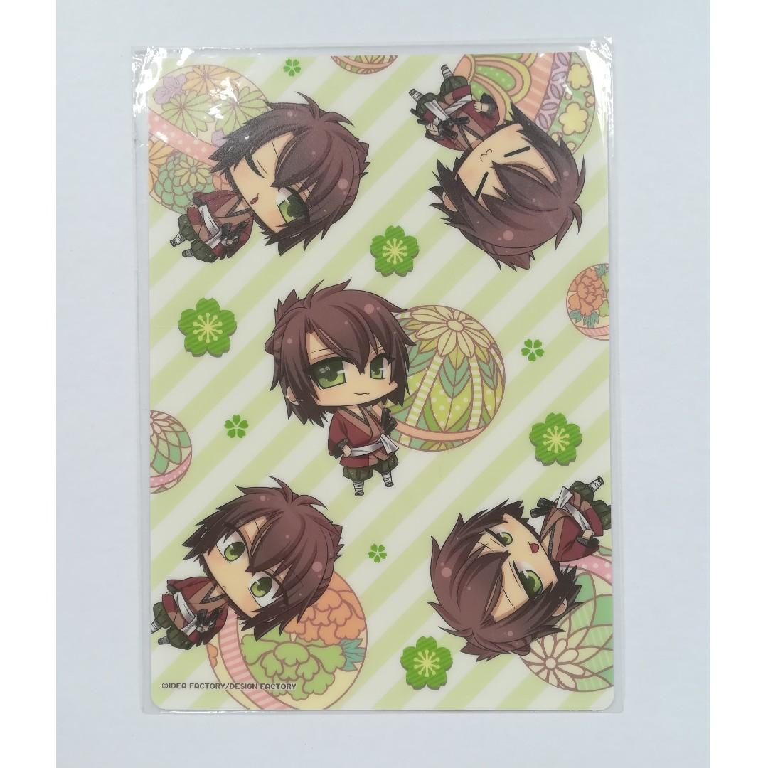 Hakuouki Shinsengumi Kitan - Okita Souji (Kimono ver.) - Mousepad