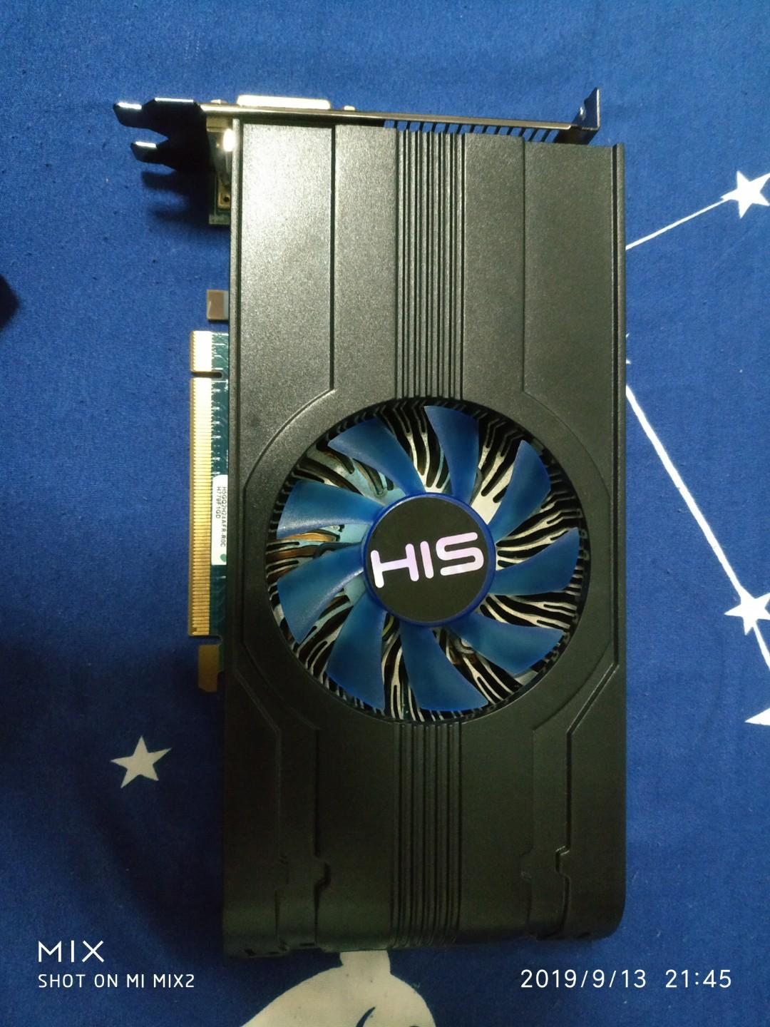 HIS Graphic Card