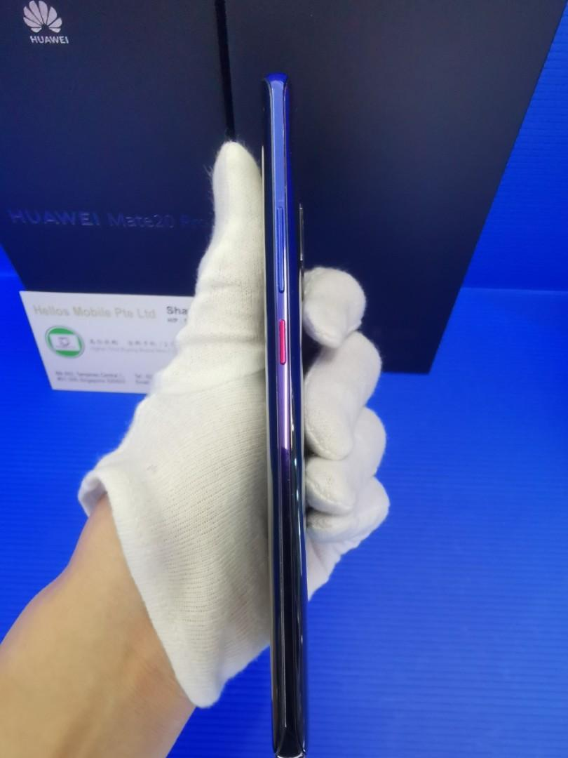 Huawei Mate 20 Pro twilight (used)