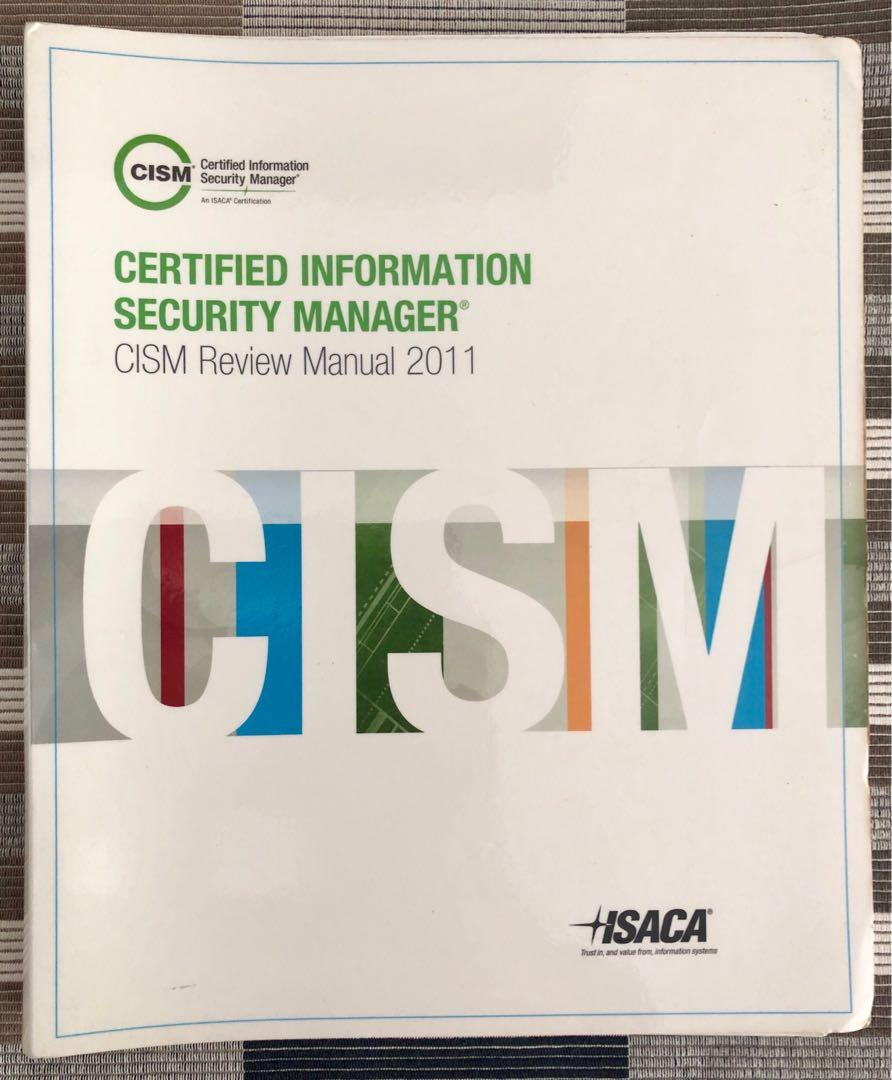ISACA CISM Review Manual