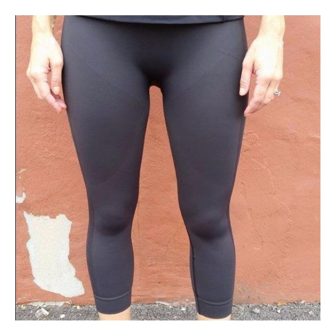 Lululemon Zone In Tight (Compression) - Size 10 Black