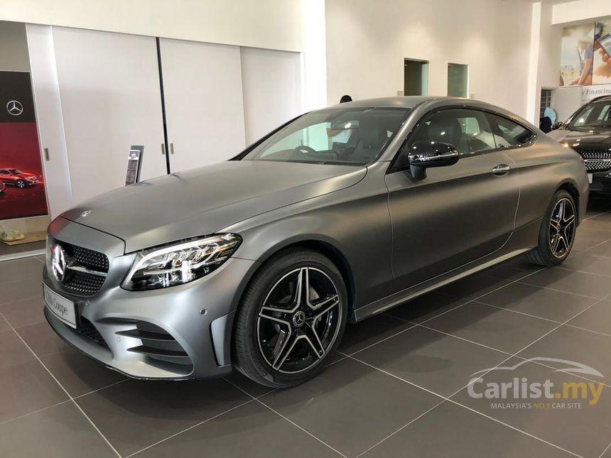 Mercedes Benz C200 Coupe mild hybrid Amg line premium plus