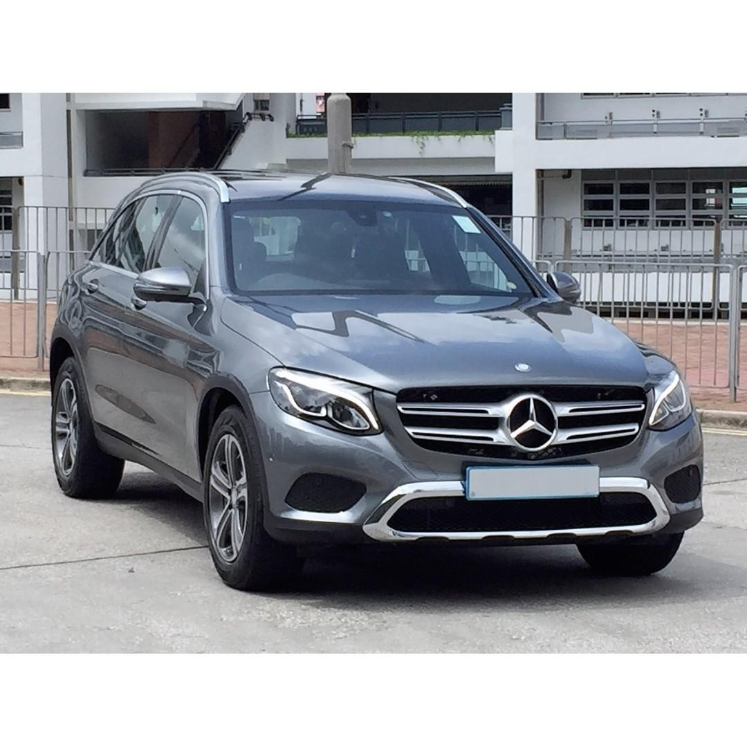 MERCEDES-BENZ   GLC250 AMG   2017
