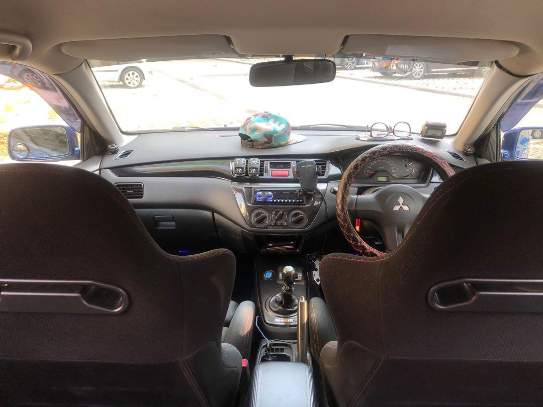 Mitsubishi Lancer 1.6 GLX Exclusive (M)