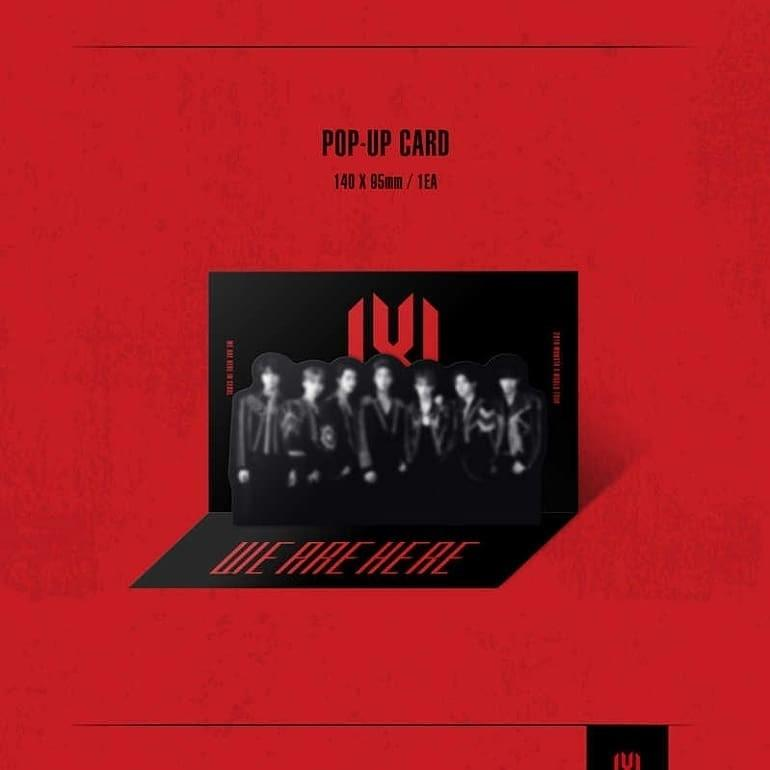 Monsta X - 2019 world tour we are here in seoul dvd