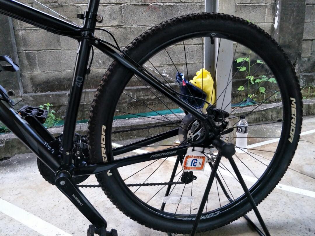 Mountain bike  3x9
