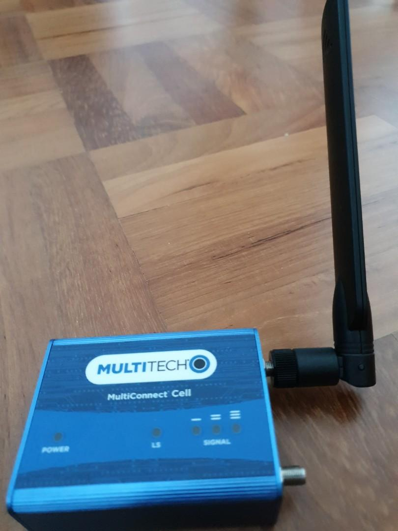Multitech multiconnect cell, Electronics, Others on Carousell