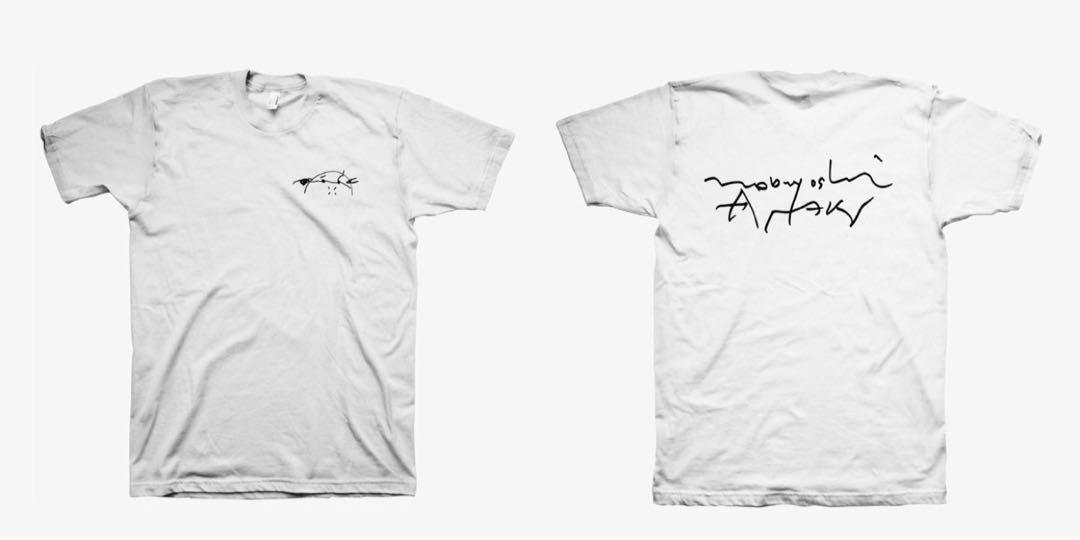 Nobuyoshi Araki Photography Exhibition T-Shirt Supreme