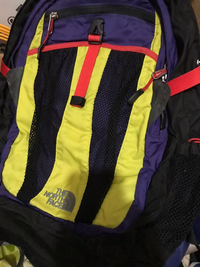 North Face backpack TNF