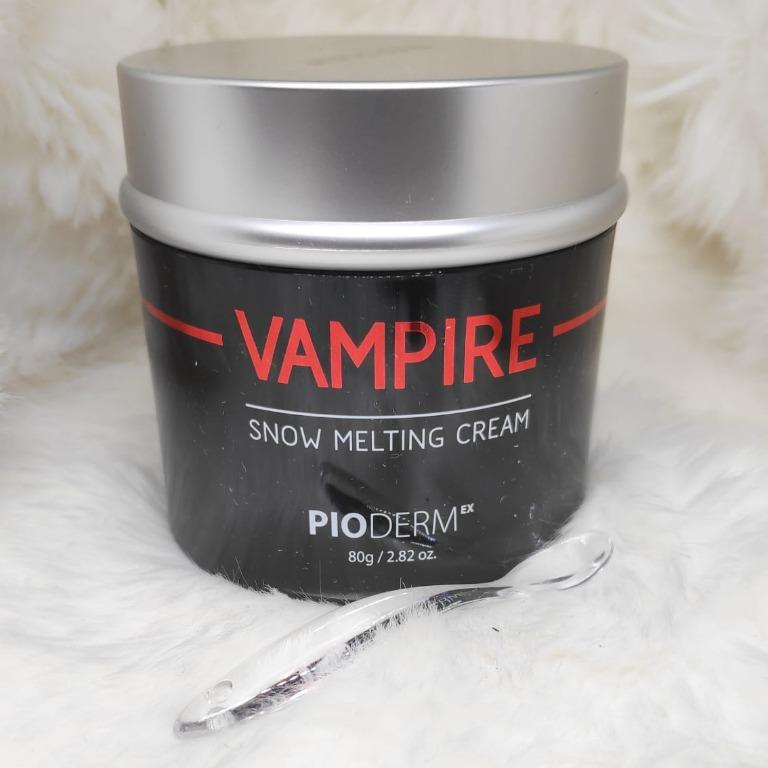 063 PIODERM Vampire Snow Melting Cream 80gr