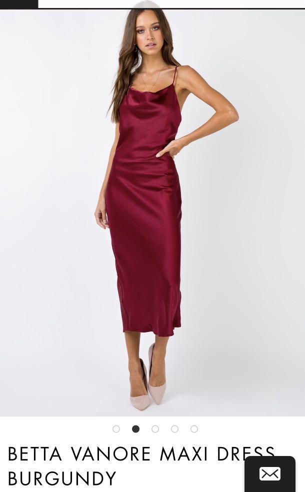 Princess Poly Red Dress