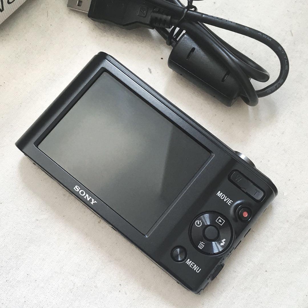 SONY Cyber Shot Camera DSC-W810