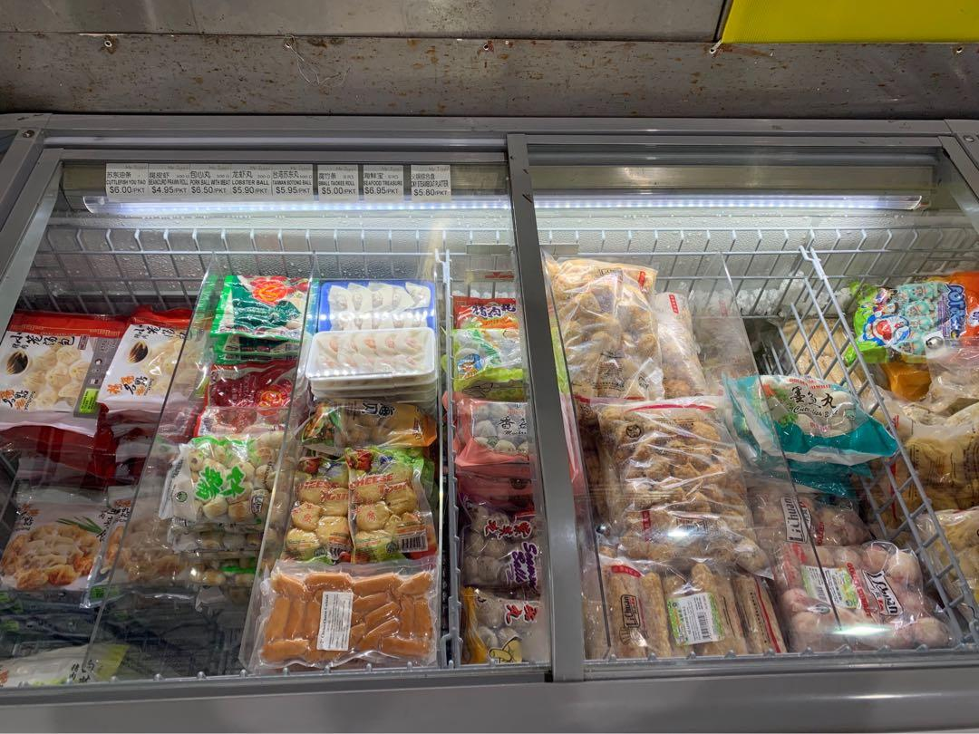 Stall Assistant at 505 Jurong West Wet Market