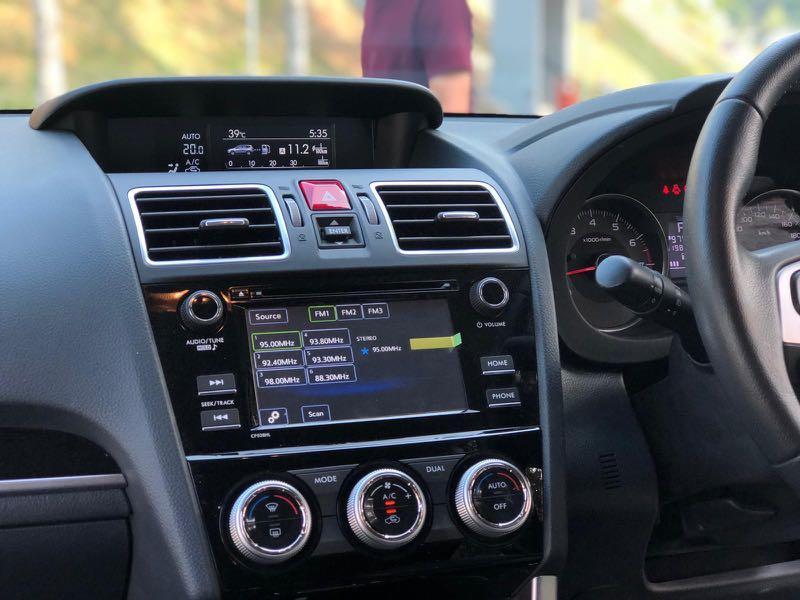 Subaru Forester 2.0 i (A)