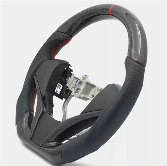 Toyota Carbon Fibre Steering Wheel