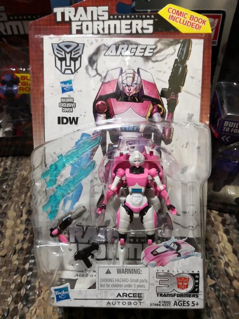 Transformers Generations Arcee