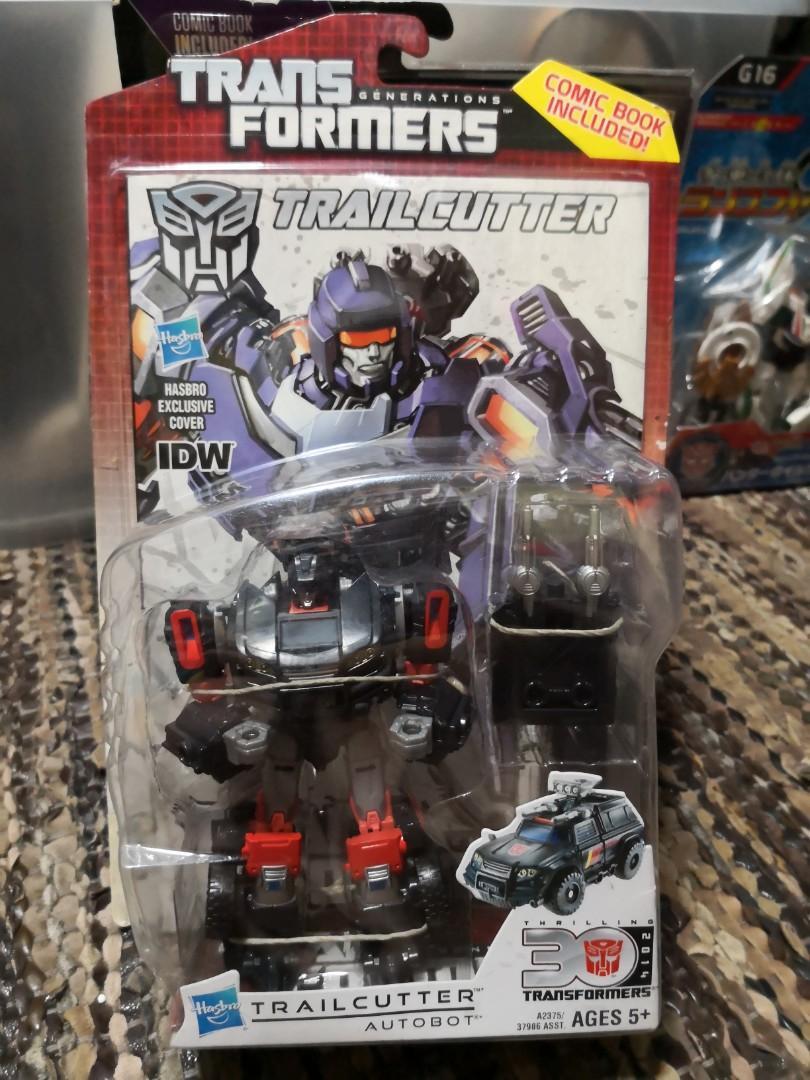 Transformers Generations Trailcutter