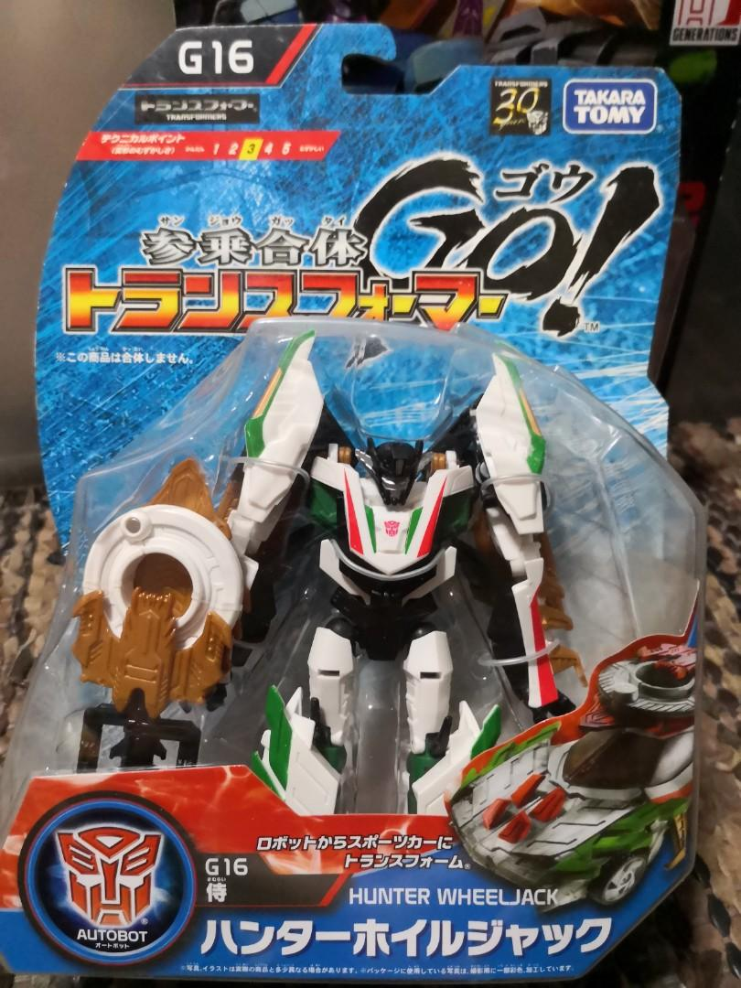 Transformers Go Wheeljack