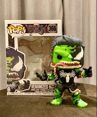 Funko Pop Venom Venomized Hulk #366