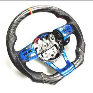 Kia Carbon Fibre Steering Wheel