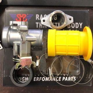 Rs150 throttle boby